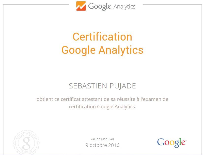Obtenir La Certification Google Analytics Individuelle